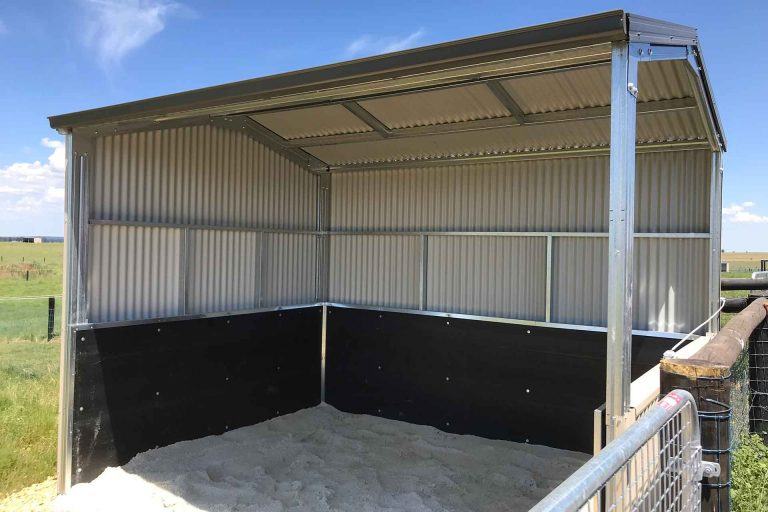 paddock-shelters