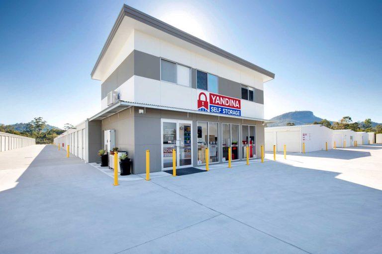 Commercial Storage Units | Steel Sheds Australia