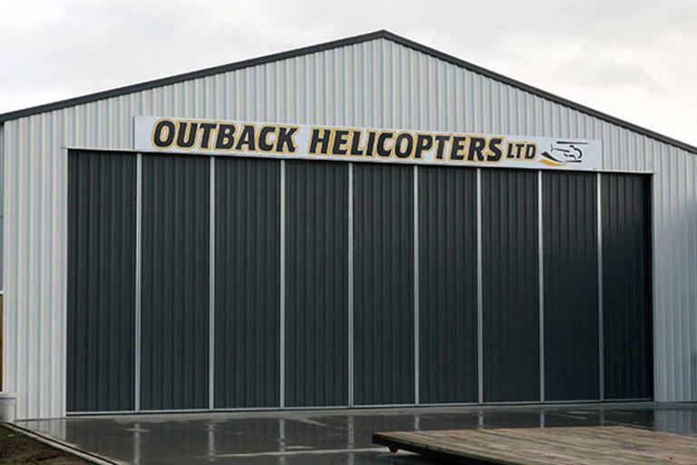 Aircraft Hangars | Steel Sheds Australia