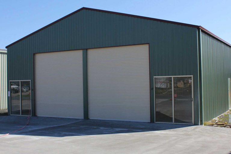 Industrial Workshops | Steel Sheds Australia